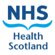 NHS Health Scotland logo