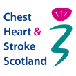 Chest Heart and Stroke logo