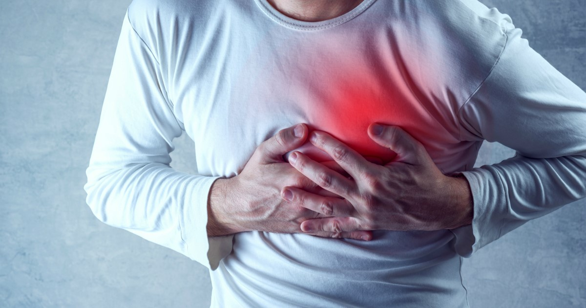 Chest pain | NHS inform
