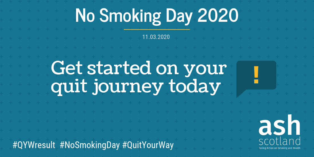 Get started on your quit journey banner